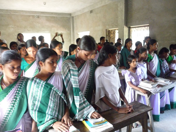 Tribal Schools in Bengal Sunderbans