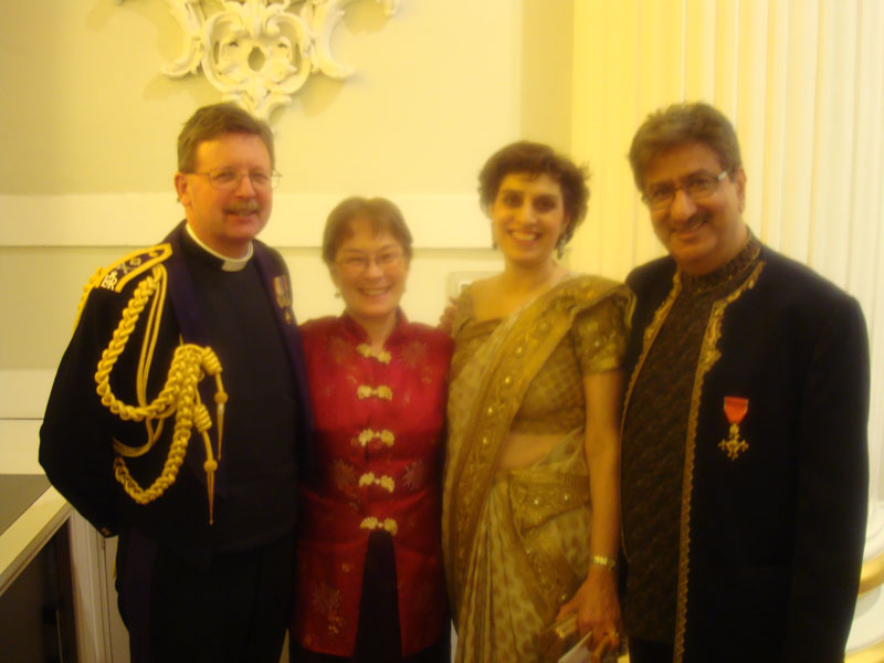 The Archbishops and Bishops Dinner hosted by the Lord Mayor